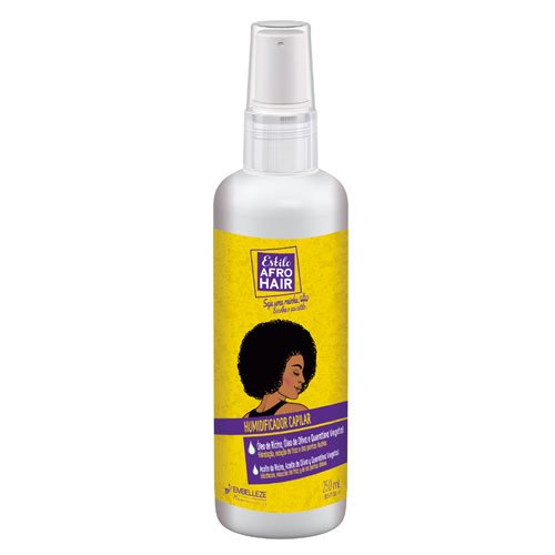 Leave-in cream Afro Hair curls styler keratin 300ml