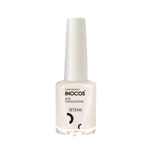 Nail base Inocos Base Fortalecedora Seteais hand and foot care 9ml