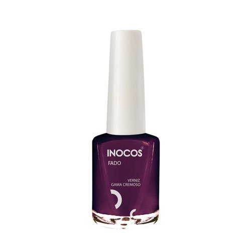 Nail polish Inocos Fado purple ultra creamy 9ml