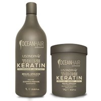 Kit Botox Ocean Hair Lisonday 2x1Kg