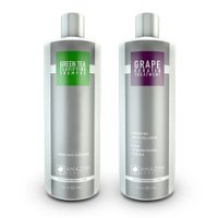 Kit Amazon Keratin Grape Straightening 2x118ml