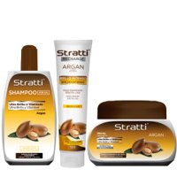Maintenance pack Stratti Argan 3 products