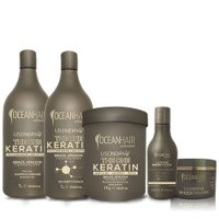Treatment pack Ocean Hair Lisonday 15 Products