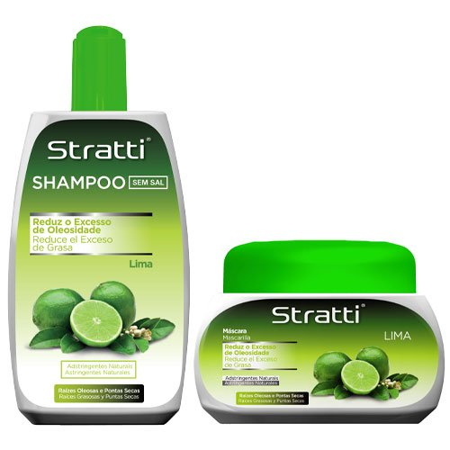 Maintenance pack Stratti Lime 2 products