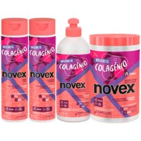 Maintenance Pack Novex Collagen 4 products