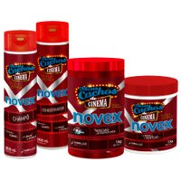 Maintenance pack Novex Movie Star Curls 4 products
