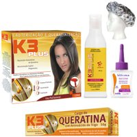 Pack tratamiento K3 Plus 5 productos
