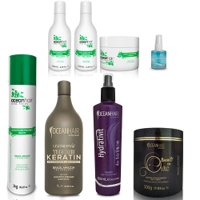 Treatment pack Ocean Hair Smoothing Shine 41 products