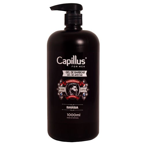 Crema de afeitar Capillus for Men 1L