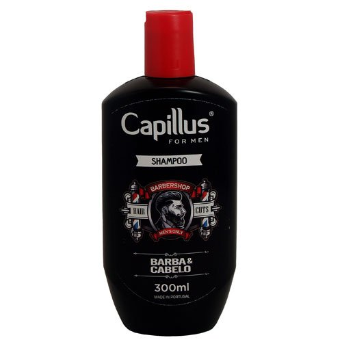 Champú Capillus for Men Cabello y Barba 300ml