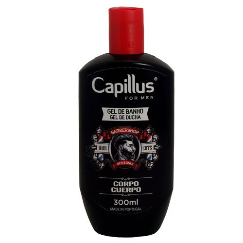 Gel de Baño Capillus for Men 300ml
