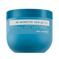 Mascarilla Elgon ColorCare Re-Animation Frizzy Hair 300g
