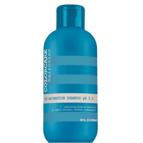 Champú Elgon ColorCare Re-Animation Frizzy Hair 300ml