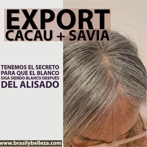 Pack Export Cacau Brasil Liso Absoluto 3x1L