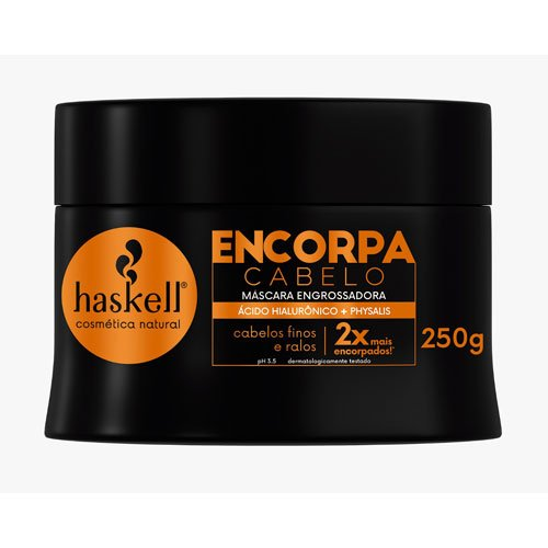 Mask Haskell Encorpa Volume 250g