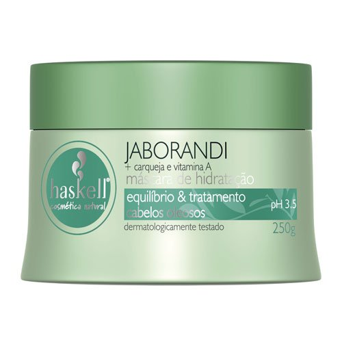 Treatment pack Haskell Jaborandi Antigrease 4 products