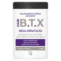 Hair botox Hidran B.T.X. Smooth Effect Keratin Blond 1kg