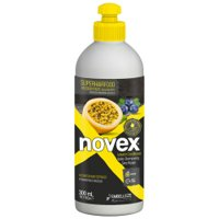 Leave-in cream Novex SuperHairFood Passio Fruit and Blueberry vegan 300ml