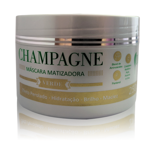 Mask Matt Ocean Hair Champagne 250g