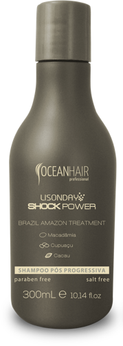 Pack tratamiento Ocean Hair Lisonday 15 productos