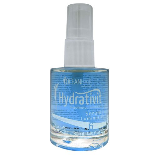 Serum Ocean Hair Hydrativit Luminosity Perfumador 30ml