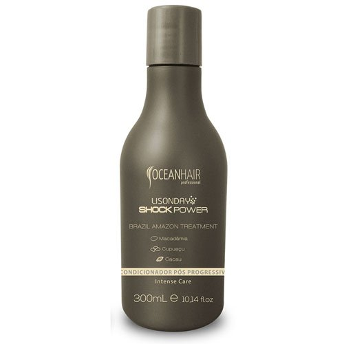 Conditioner Ocean Hair Lisonday Keratin Home 300ml