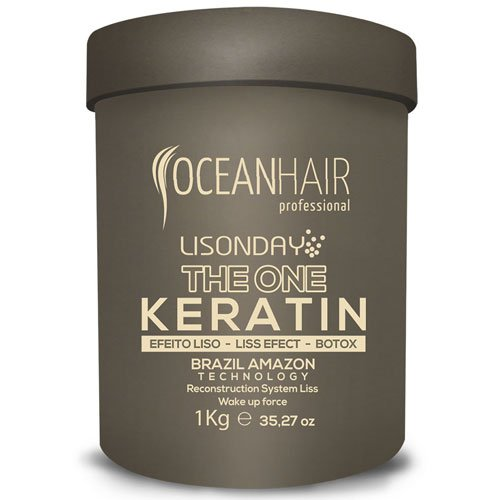 Pack Ocean Hair Lisonday Professional 3x1L