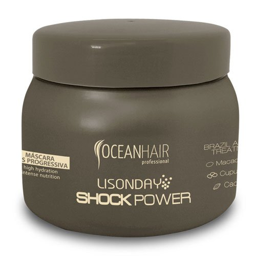 Pack botox Orgánico Ocean Hair Lisonday 2 productos