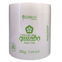 Professional Mask Ocean Hair Okra Web Effect 500g