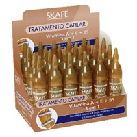 Dosis tratamiento Skafe Vitaminas 10ml