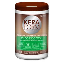 Mask Keraform Coconut Oil Hydraform System 1Kg
