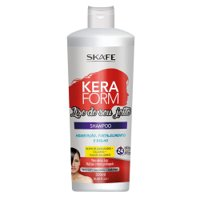 Shampoo Skafe Keraform Smooth Your Way salt-free 500ml