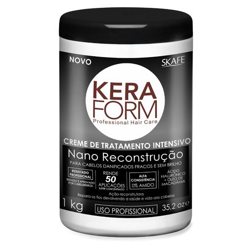 Mask Skafe Keraform Nano Reconstruction Hyaluronic Acid 1Kg