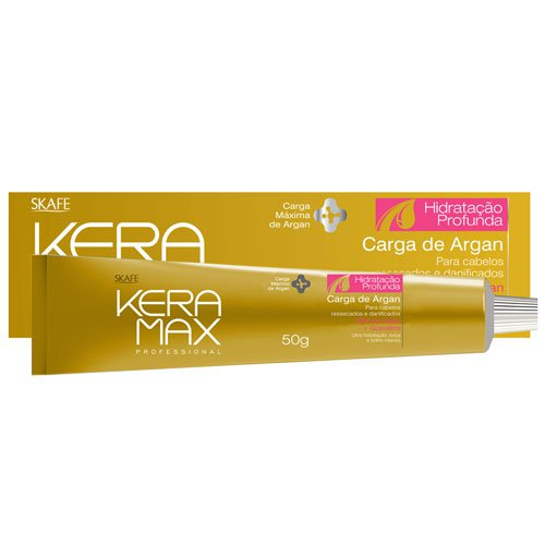 Pack ​Keramax Argan and Keratin 6 products