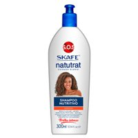 Shampoo Natutrat My Curls Keratin salt-free 300ml