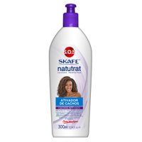Leave-in cream Natutrat My Curls Intense Keratin 300g