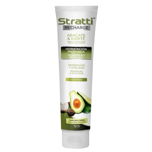 Serum Stratti Recharge Avocado & Karité deep hydration repair & vitality 150ml