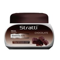 Mask Stratti Chocolate & Keratin total repair 550g