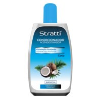 Conditioner Stratti Coconut hair hydration with keratin 300ml