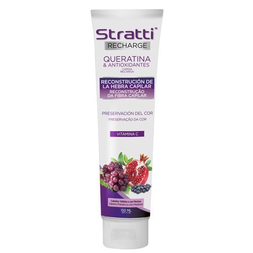Maintenance pack Stratti Red Fruits 3 products