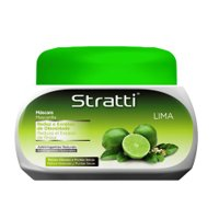 Mask Stratti Lime freshness & balance with keratin 550g