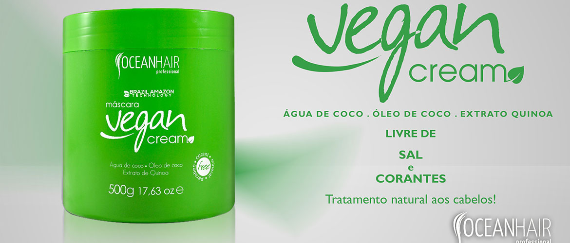 Banner Ocean Hair Vegan